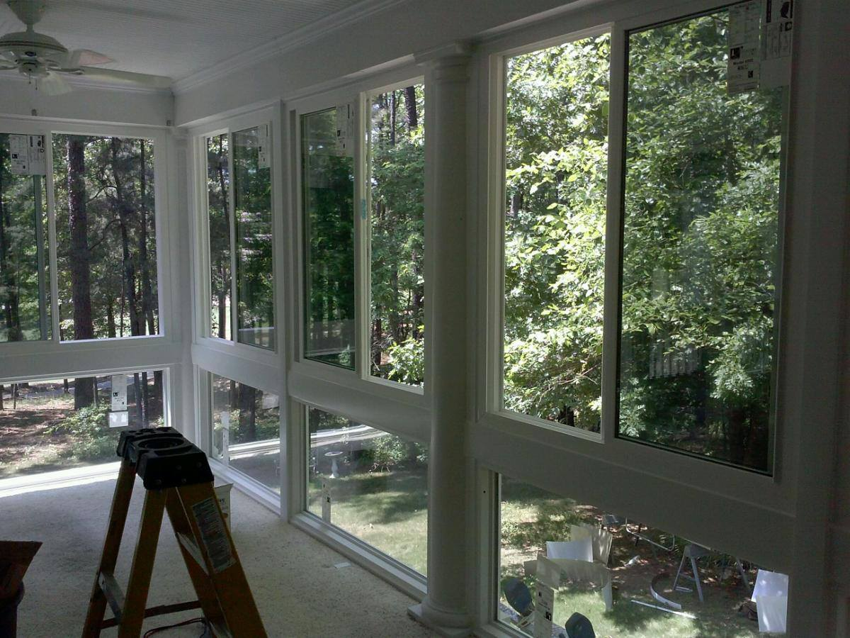 Sunroom Window Source of Athens