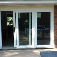 3 Panel Sliding Gl Door