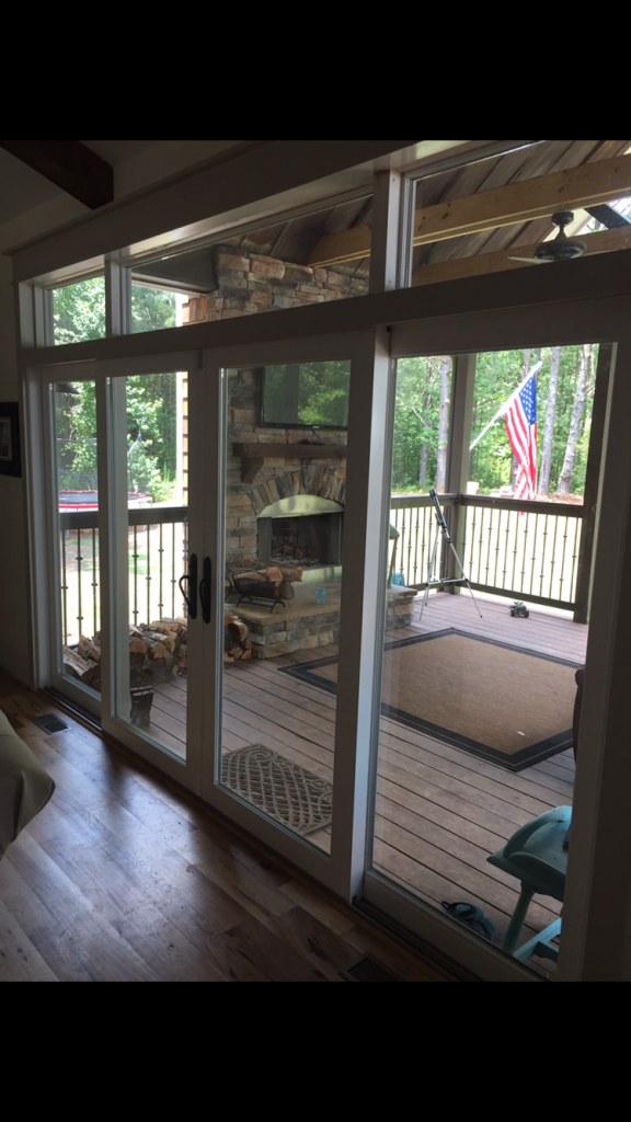 4 Panel Sliding Glass Door Peachtree Corners Ga The