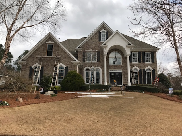 Window Replacement In Providence Club Monroe Ga The