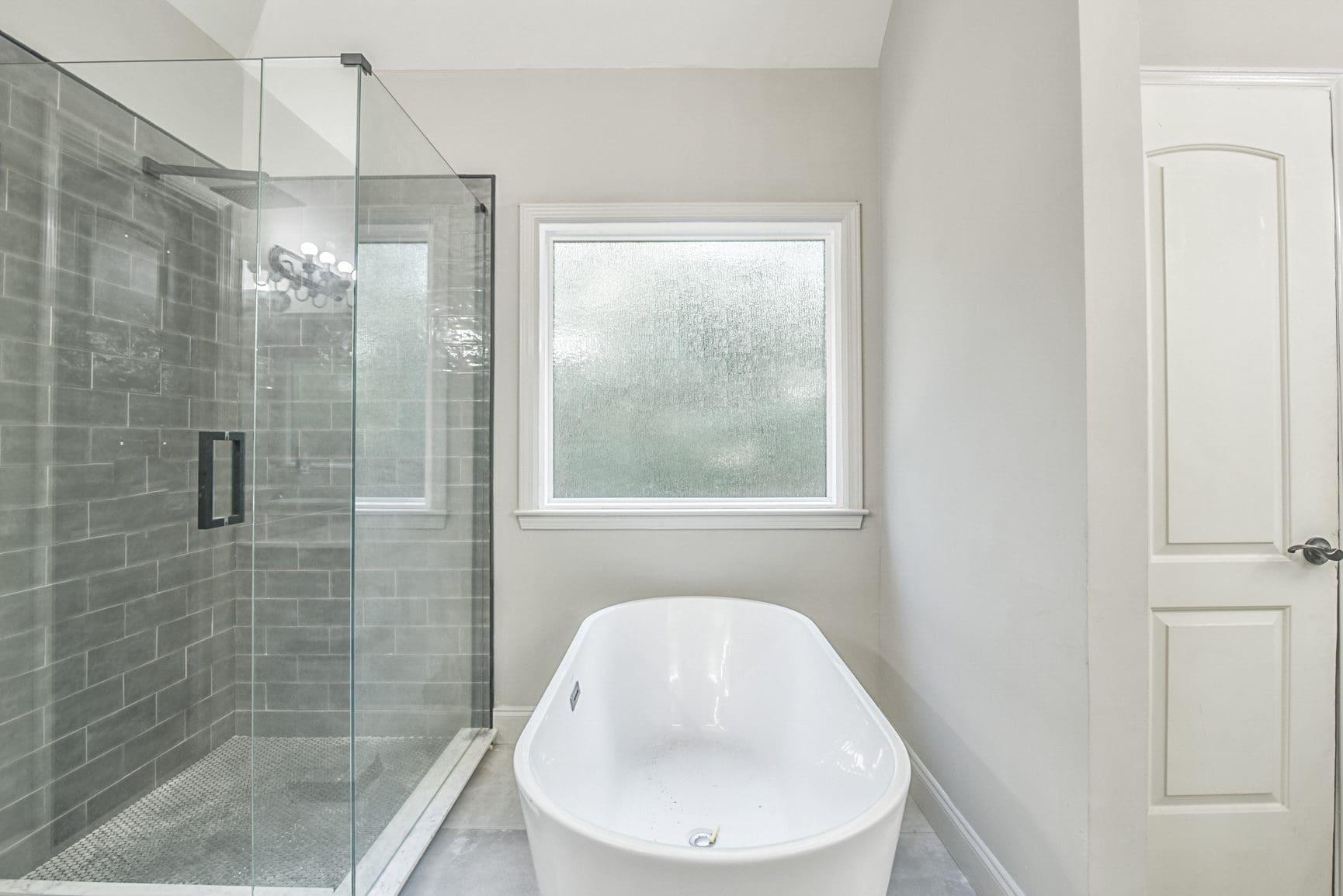 Rainglass Bathroom Window   Gwinnett County, GA   The Window ...
