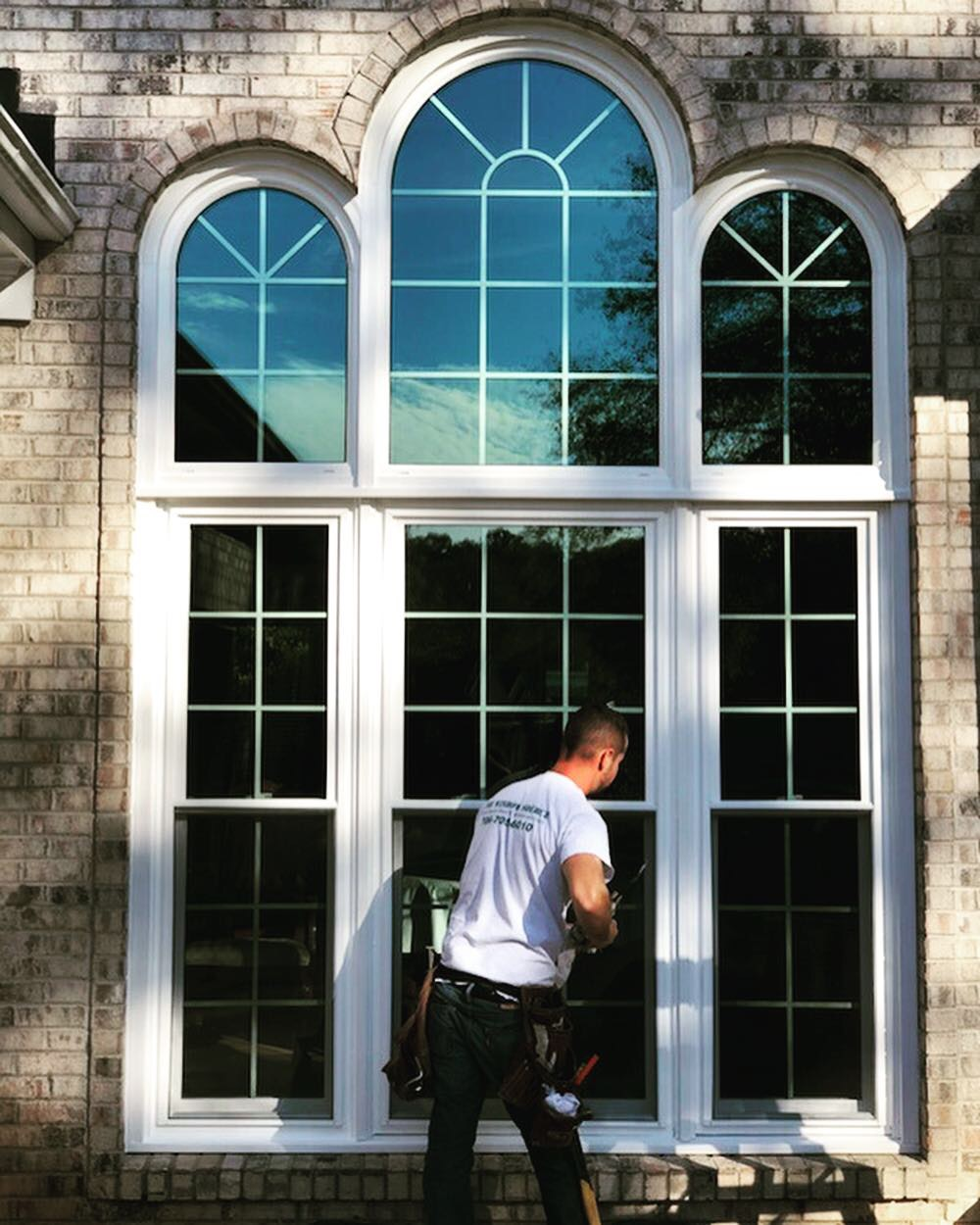 Palladian Window Replacement Loganville Ga The Window
